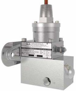 CCS 672de Dual Snap Transmitter