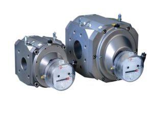 Honeywell Elster Rotary Gas Meter