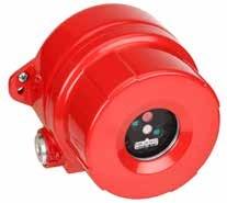 Flame Detector FS24X Honywell