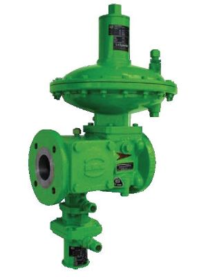 Honeywell RMG Gas Pressure Regulators