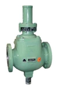 Hon 720 Safety Shut Off Valve