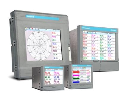 Honeywell Process Recorders