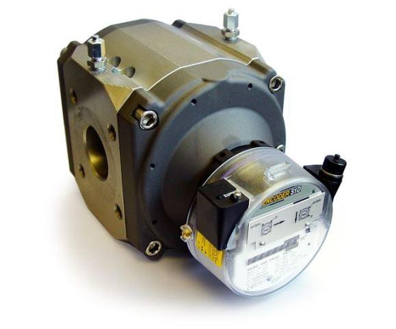 Honeywell Elster Roterende Gasmeters Compact En Snel Te Installeren