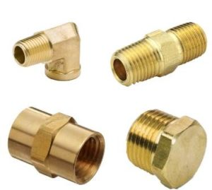 Pipe Fittings Brass