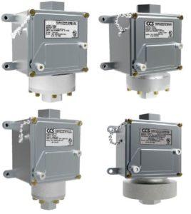 CCS 604 Pressure Temperature Switch