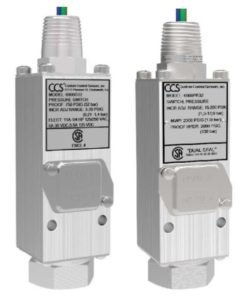 CCS 6900 Dual Snap Switch