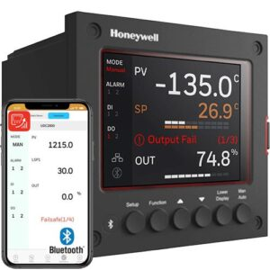Honeywell UDC2800 loop controller