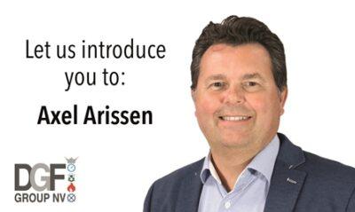 News Axel Arissen